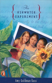 The Ashwater Experiment, Koss, Amy Goldman