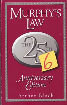 Murphy's Law: The 26th Anniversary Edition: The 26th Anniversary Edition, Bloch, Arthur