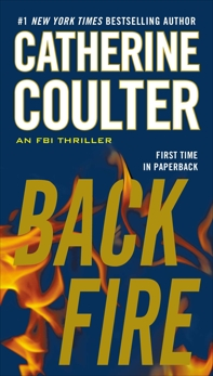Backfire, Coulter, Catherine