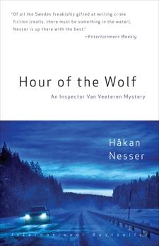 Hour of the Wolf: An Inspector Van Veeteren Mystery (7), Nesser, Hakan