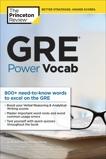 GRE Power Vocab, The Princeton Review & Princeton Review (COR)