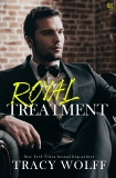 Royal Treatment: A His Royal Hotness Novel, Wolff, Tracy