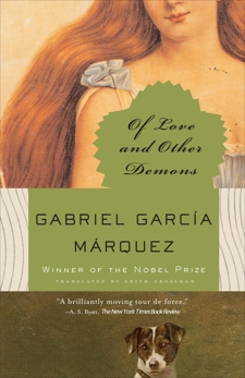 Of Love and Other Demons, García Márquez, Gabriel