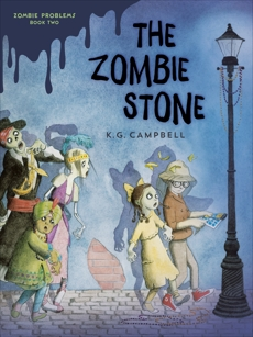 The Zombie Stone, Campbell, K. G.