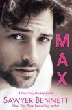 Max: A Cold Fury Hockey Novel, Bennett, Sawyer