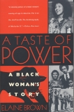 A Taste of Power: A Black Woman's Story, Brown, Elaine