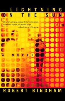 LIGHTNING ON THE SUN: A Novel, Bingham, Robert