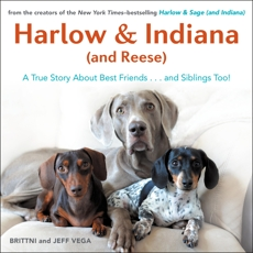 Harlow & Indiana (and Reese): Another True Story About Best Friends...and Siblings Too!