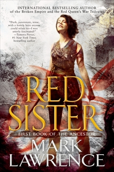Red Sister, Lawrence, Mark