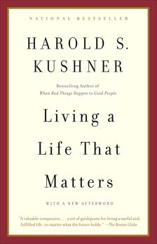 Living a Life that Matters, Kushner, Harold S.
