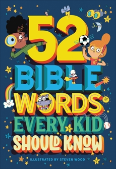 52 Bible Words Every Kid Should Know, Marrs, Carrie