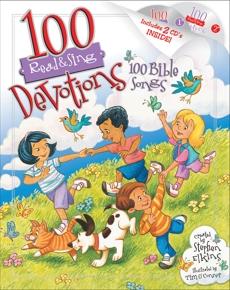 100 Devotions, 100 Bible Songs, Elkins, Stephen