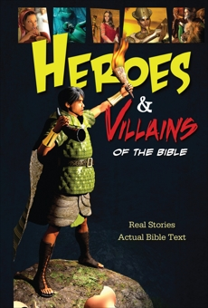 Heroes and Villains of the Bible, Nelson, Thomas