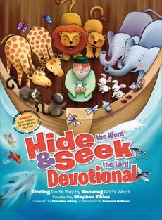 Hide and Seek Devotional, Elkins, Stephen