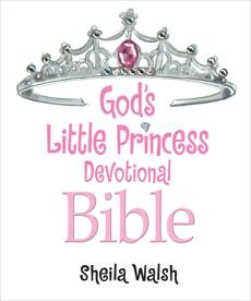 God's Little Princess Devotional Bible: Bible Storybook, Nelson, Thomas