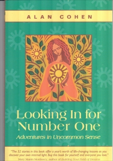 Looking In for Number One (Alan Cohen title)