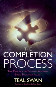 The Completion Process: The Practice of Putting Yourself Back Together Again, Swan, Teal