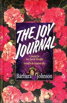 Joy Journal, Johnson, Barbara