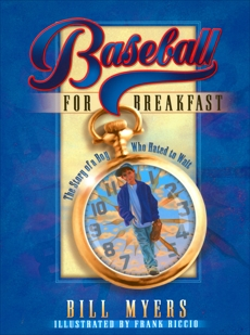 Baseball for Breakfast, Myers, Bill