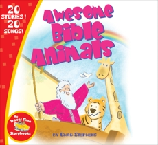 Awesome Bible Animals, Elikins, Steven