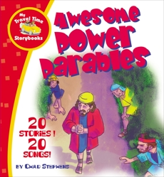 Awesome Power Parables, Stephens, Chad