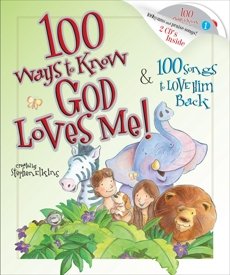 100 Ways to Know God Loves Me, 100 Songs to Love Him Back, Elkins, Stephen