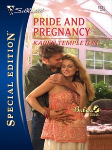 Pride and Pregnancy, Templeton, Karen