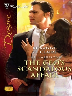 The CEO's Scandalous Affair, St. Claire, Roxanne