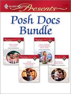 Posh Docs Bundle: An Anthology, Hardy, Kate & Lawrence, Kim & Morgan, Sarah & Webber, Meredith
