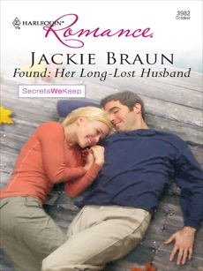 Found: Her Long-Lost Husband, Braun, Jackie