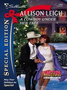A Cowboy Under Her Tree, Leigh, Allison