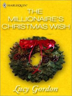 The Millionaire's Christmas Wish, Gordon, Lucy