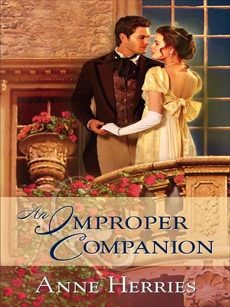 An Improper Companion, Herries, Anne