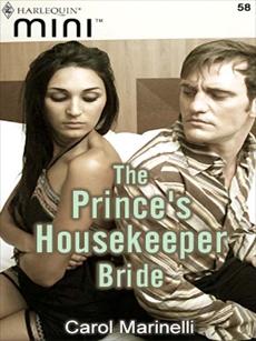 The Prince's Housekeeper Bride, Marinelli, Carol