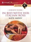 In Bed with Her Italian Boss, Hardy, Kate