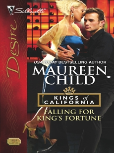 Falling for King's Fortune, Child, Maureen