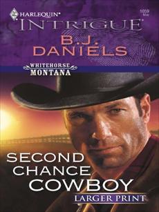 Second Chance Cowboy, Daniels, B.J.