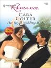 Her Royal Wedding Wish, Colter, Cara
