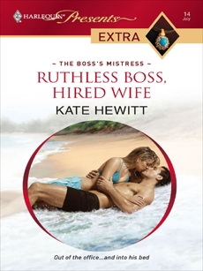 Ruthless Boss, Hired Wife, Hewitt, Kate