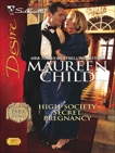 High-Society Secret Pregnancy, Child, Maureen