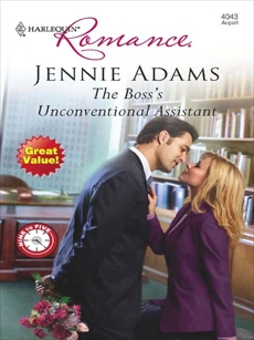 The Boss's Unconventional Assistant, Adams, Jennie