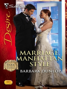 Marriage, Manhattan Style, Dunlop, Barbara