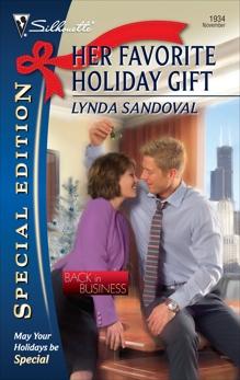 Her Favorite Holiday Gift, Sandoval, Lynda
