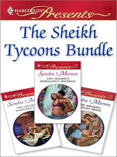 The Sheikh Tycoons Bundle: An Anthology, Marton, Sandra