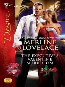 The Executive's Valentine Seduction, Lovelace, Merline