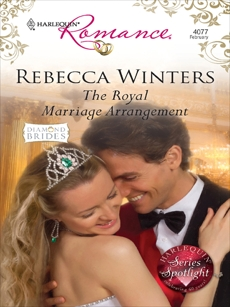 The Royal Marriage Arrangement, Winters, Rebecca