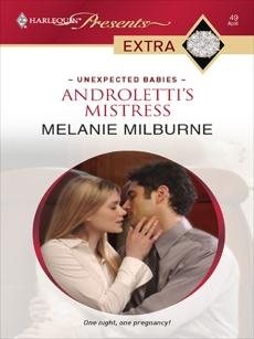Androletti's Mistress, Milburne, Melanie