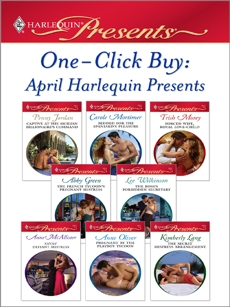 One-Click Buy: April 2009 Harlequin Presents, Oliver, Anne & Mortimer, Carole & Green, Abby & Lang, Kimberly & Morey, Trish & Wilkinson, Lee & McAllister, Anne & Jordan, Penny