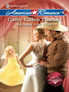 Mommy for Hire, Thacker, Cathy Gillen