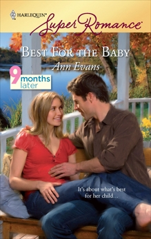 Best For the Baby, Evans, Ann